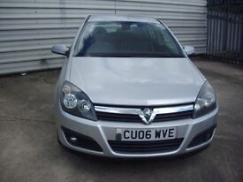 VAUXHALL ASTRA 1.8i 16v DESIGN 5 DOOR