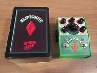 Stone Deaf Kliptonite Fuzz/Overdrive/Filter/Parametric EQ Pedal