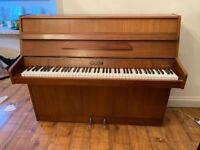 Small Upright Kemble Piano (85 Keys)