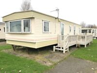 Cheap ABI Arizona Static Caravan with 2 Bedrooms & Decking - Coastfields Leisure - 50/50 Ground Rent