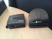 2 x small hole punches