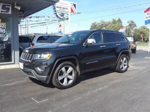 2014 Jeep Grand Cherokee Limited, AWD, Navigation, Back up Camer