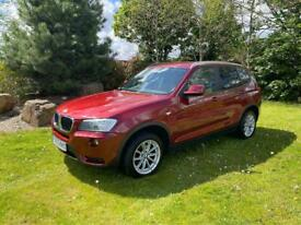 image for BMW X3 DIESEL FULL SERVICE HISTORY