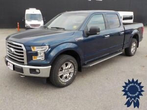 2016 Ford F-150 XLT XTR SuperCrew 4X4 w/6.5' Box, Rear Camera