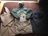 Jackets/jeans/ clothes bundle/winter stuff cheap £15
