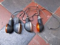 MOTORCYCLE MINI INDICATORS X4