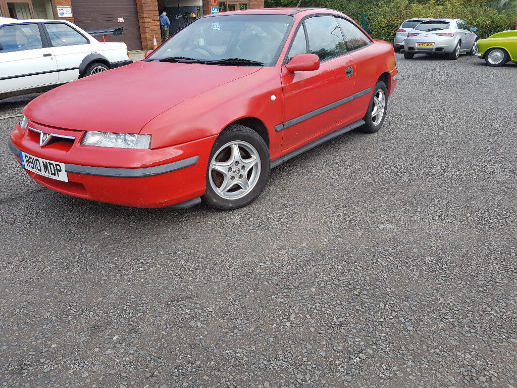 Vauxhall Calibra 2.5 V6 Manual