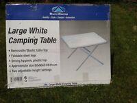 Camping / Caravan table