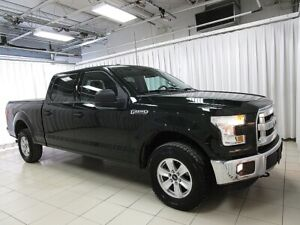 2015 Ford F-150 4x4 CREW CAB 4DR 6PASS TEXT 902-200-4475 FOR LEA