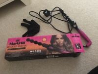 Mark Hill Wicked Waver curling tong
