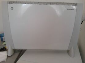 Honeywell Plug In Electric Heater - Thermostatically Controlled