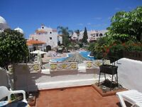 Tenerife Fairways Club- Fairways 1 bed apartment with terrace, overlooking heated pool