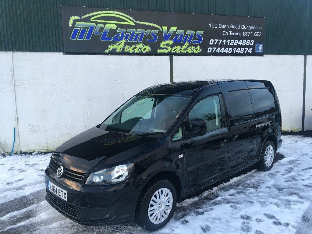 2014 CADDY MAXI TRENDLINE 1 UK OWNER AS NEW FINANCE AVAILABLE