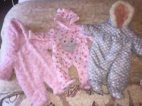 Baby girls bundle £70!! Bargain