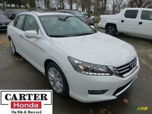 2013 Honda Accord Touring + TOP MODEL + CERTIFIED + YEAR-END CLE