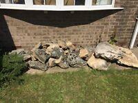 Free Rockery Stone