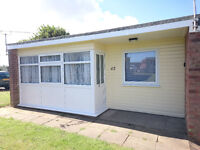 Two bedroom chalet for hire on Sundowner Holiday Park Hemsby. Nr Great Yarmouth.