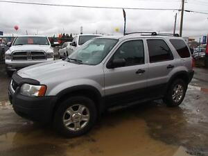 2004 FORD ESCAPE XLT 4WD