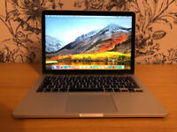 APPLE MACBOOK PRO 13inch (Early 2015) retina display, Very Good Condition