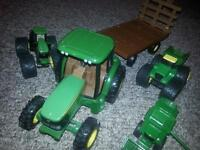 john deere tractor toys all for just 10