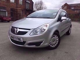 2007 - Vauxhall corsa 1.3 diesel - 7 months mot - £30/ year road tax