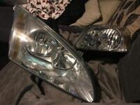 Ford Focus mk2 headlights