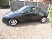 Ford Puma 1.7 1999 Black, good little run around