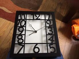 Past times clock