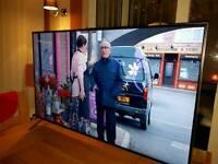 """4k 58"""" tv hisense. Smart tv"""