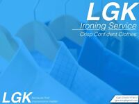 LGK Ironing services- Call: 07449 171617