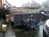 Flatbed trailer great condition