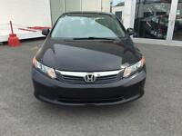 Honda Berline Civic LX 2012