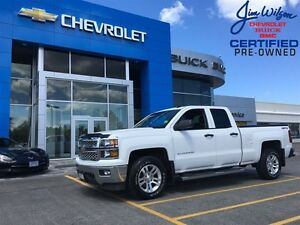 2014 Chevrolet Silverado 1500 LT 5.3L 4X4 HEATED SEATS TRUE NORT