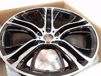"""BMW X5 X6 310M Style alloys 20"""" **10j and 11J** Wide"""