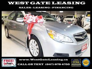 2012 Subaru Legacy 3.6R LIMITED | NAVIGATION | LEATHER |