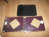 I PAD CASE AND COVERS. BRAND NEW X 3