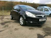 Vauxhall Corsa 2010. 42k miles on board.