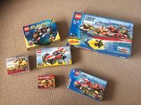 Lego bundle boxed with instruction £25 ip2