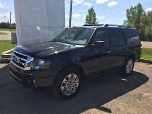 2014 Ford Expedition Limited with Lifetime Powertrain Coverage!