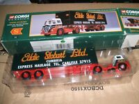 for sale corgi eddie stobart 13601 foden s21 mickey mouse with trailer