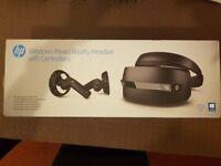 Gaming Virtual Reality Headset HP WINDOWS Mixed Reality HEADSET VR1000-100nn