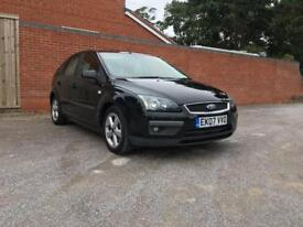 Ford Focus 1.8 TDCi Zetec Climate 5dr - Lots Of History - Mot Until June 2019