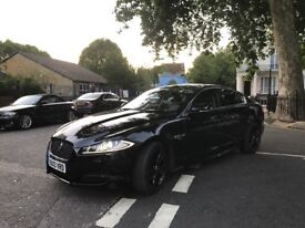 Jaguar XF R Sport Black pack