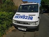 Absolut bargain !!! Iveco daily recovery truck 3.5 t