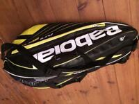 Babolat tennis bag (multiple rackets)