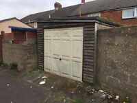 Single secure garage to let Itchen area - Ideal for storage or parking Reduced rent for quick let