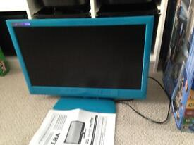 """22"""" Full HD Digital LCD tv with built in DVD player"""