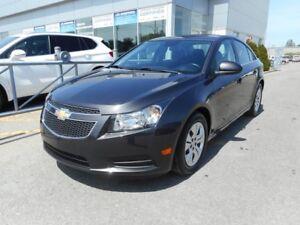 2014 Chevrolet CRUZE LT DEMAREUR A DISTANCE/BLUETOOTH/SIEGES CHA