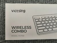 Brand New Wireless Combo Mouse and Keyboard