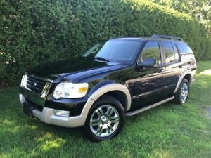 2009 Ford Explorer EDDIE BAUER V8 , 7 PASSAGERS, PHOTOS RÉELLES